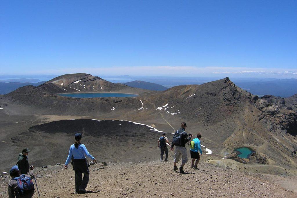 Tongariro Crossing Transport
