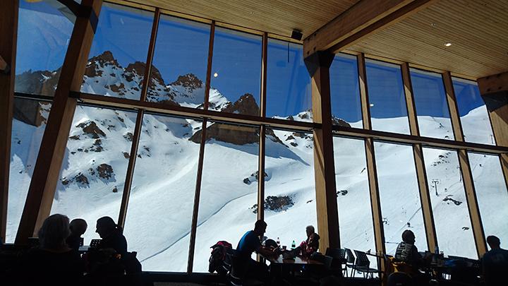 Cafe Mt Ruapehu