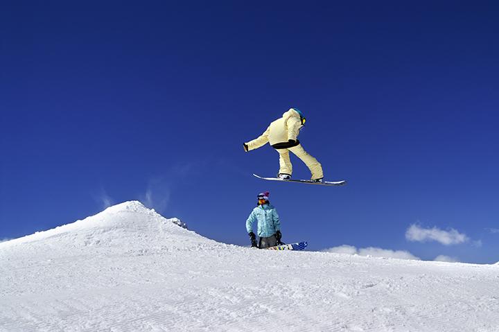 Mt Ruapehu ski season still going strong into Spring!