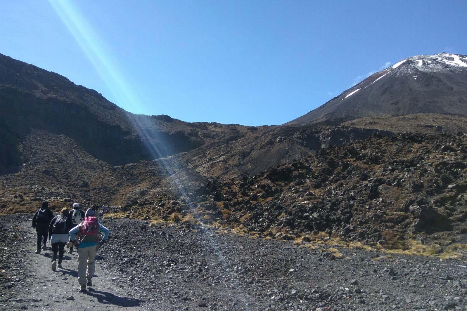 Tongariro Alpine Crossing experience