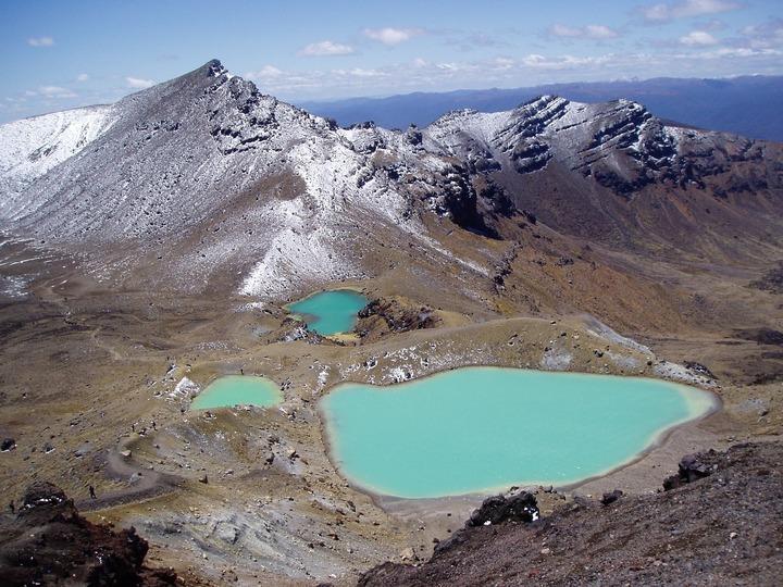 Tongariro-Crossing