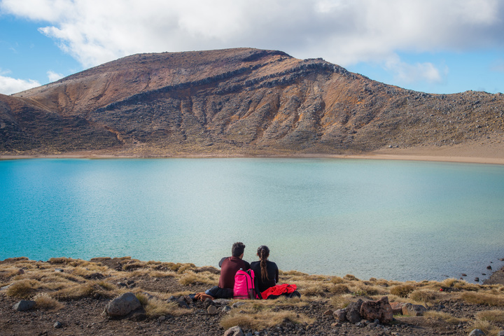 The history of Tongariro gives the region deep cultural significance
