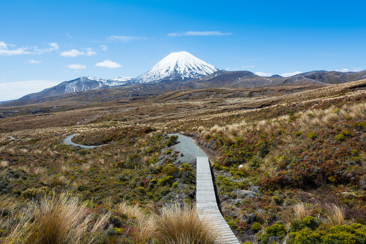 Take a trip back in time and discover these Tongariro heritage sites