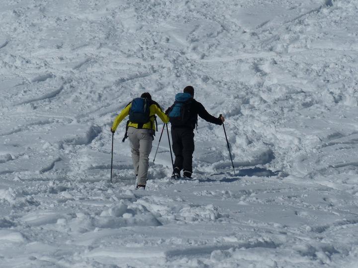 Tongariro Alpine Crossing weather
