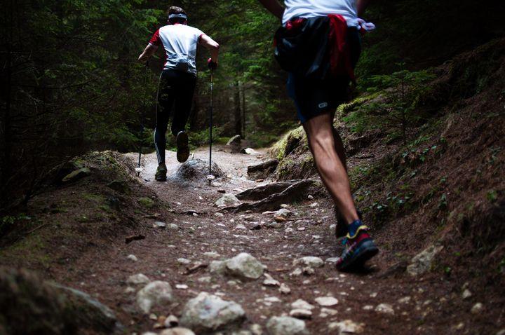 hiking-through-Tongariro-National-Park
