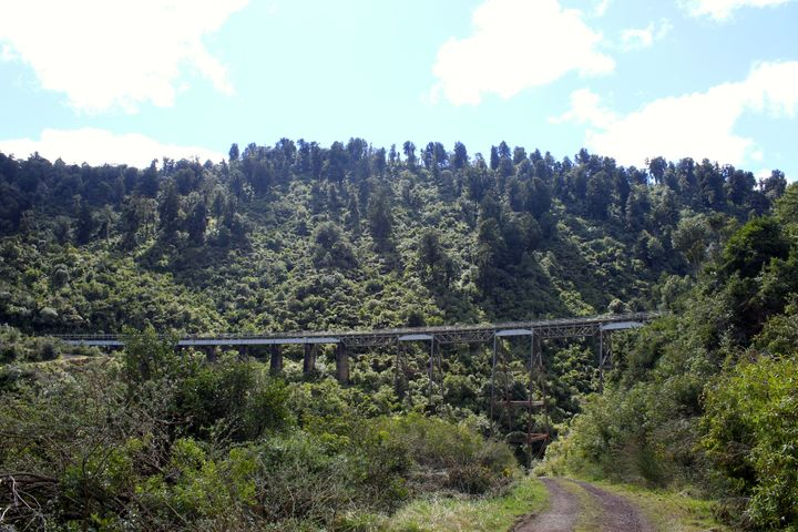 See the impressive heritage railway on a Forgotten World Adventures tour