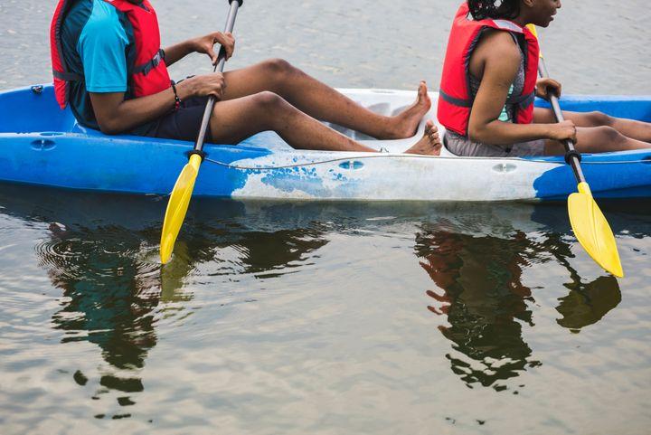 tongariro water activities