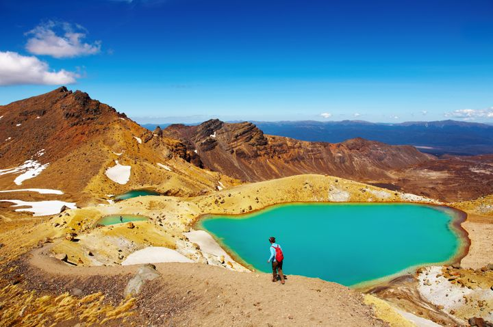 Top tips for unguided Tongariro Crossing treks this summer