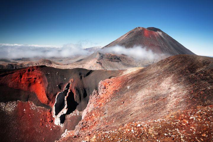 Mt-Ngauruhoe
