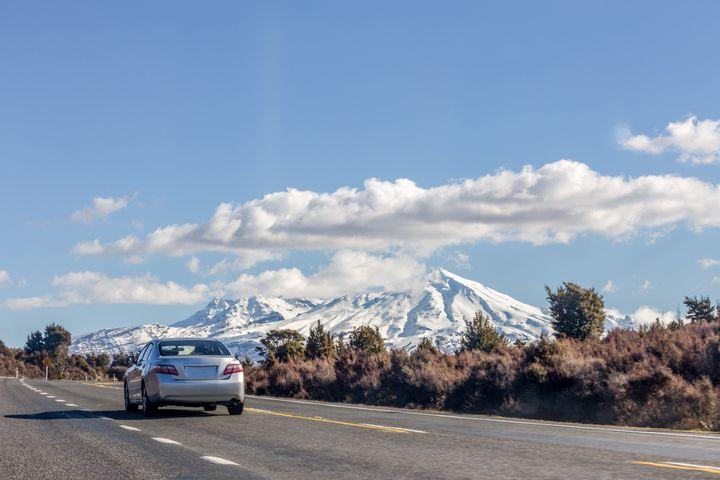 Mt Ruapehu ski