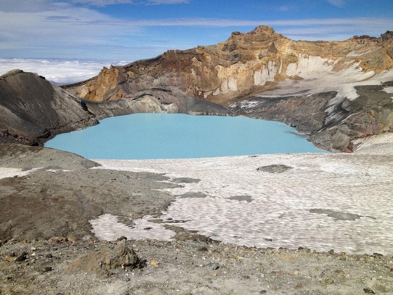 Mount Ruapehu Crater Climb