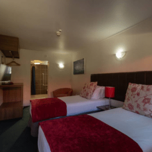 Business conference accommodation