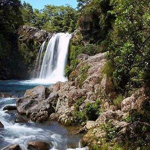 Taiwai falls